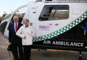 Kent Air Ambulance Donation