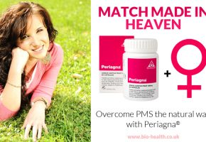 Manage PMS the Natural Way with Periagna®